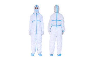 DISPOSABLE ISOLATION COVERALL